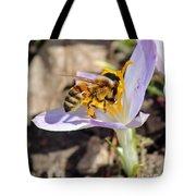 Pollinated Tote Bag