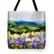 Pollinators Ravine Tote Bag