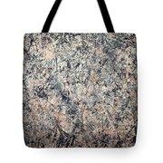 Pollock's Number 1 -- 1950 -- Lavender Mist Tote Bag