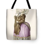 Polonoise, Engraved By Voysard, Plate Tote Bag