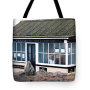 Polpeor Cafe The Lizard Point Tote Bag