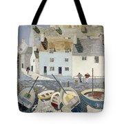 Polperro Tote Bag by Eric Hains