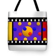 Polychrome Fun Tote Bag
