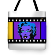 Polychrome Pop Tote Bag
