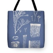 Polyopes Polyideoides Okamura Tote Bag by Aged Pixel
