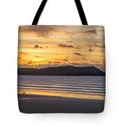 Polzeath Sunset 4 Tote Bag