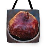 Pomegranate In A Vase Tote Bag