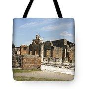 Pompeii 3 Tote Bag