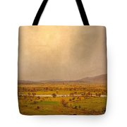 Pompton Plains. New Jersey Tote Bag