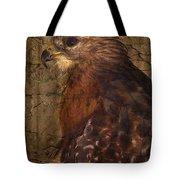 Ponce Inlet Hawk Tote Bag