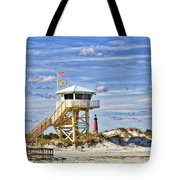 Ponce Inlet Scenic Tote Bag