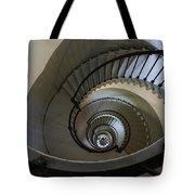 Ponce Stairs Tote Bag