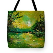 Pond 5431 Tote Bag