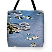 Pond Dweller Tote Bag