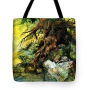 Pond Fairy Tote Bag