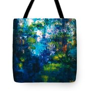 Pond IIi Tote Bag