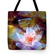 Pond Lily 26 Tote Bag