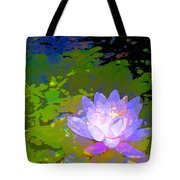 Pond Lily 29 Tote Bag