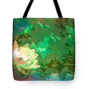Pond Lily 31 Tote Bag