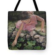 Pond Magic Tote Bag