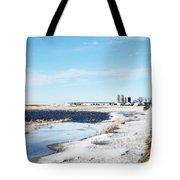 Pond Or Field Tote Bag