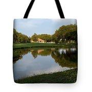 Pond View Tote Bag