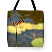 Pond Visitor Tote Bag