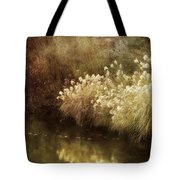 Pond's Edge Tote Bag by Julie Palencia