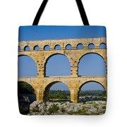 Pont Du Gard  Tote Bag