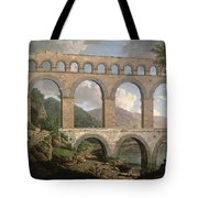 Pont Du Gard, Nimes Tote Bag