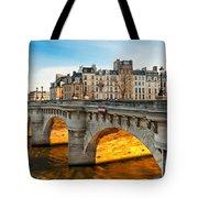Pont Neu - Paris  Tote Bag