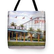 Pontchartrain Beach Tote Bag