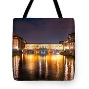 Ponte Vecchio - Florence Tote Bag