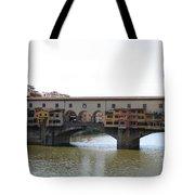 Ponte Vecchio I Tote Bag