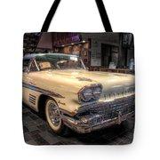 Pontiac Bonneville Tote Bag