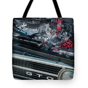 Pontiac G T O Tote Bag