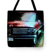 Pontiac Shade N Sun  Tote Bag