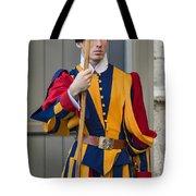 Pontifical Swiss Guard Tote Bag