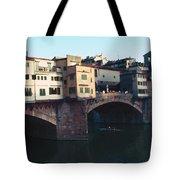 Ponto Vecchio Florence Palette Tote Bag
