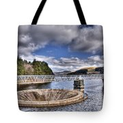 Pontsticill Reservoir 2 Tote Bag