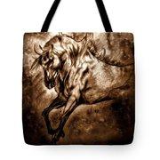 Pony Express Tote Bag