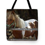 Pony Horse Tote Bag
