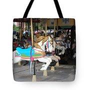 Pony Series 4 Tote Bag