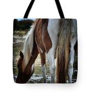 Pony Tail Tote Bag