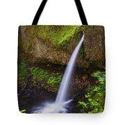 Ponytail Falls - Columbia River Gorge - Oregon Tote Bag