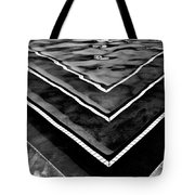 Pool Abstraction Palm Springs Tote Bag