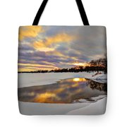 Pool Of Dreams Tote Bag