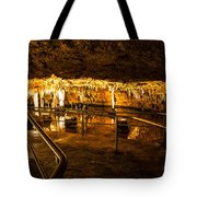 Pool Path Tote Bag