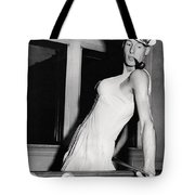 Pool Player's Feminine Side Tote Bag by Underwood Archives