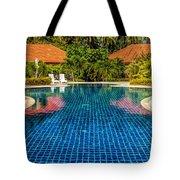Pool Time Tote Bag